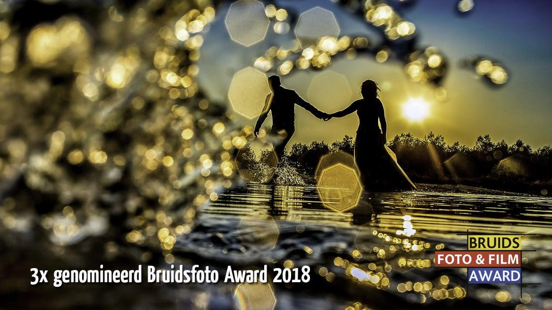 Trouwdag in Beeld 2x genomineerd voor een Bruidsfoto Award!