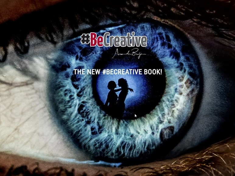 #BeCreative Book