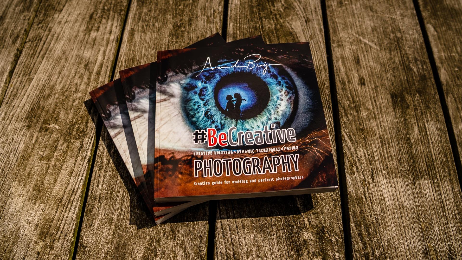 #BeCreative Photography Book