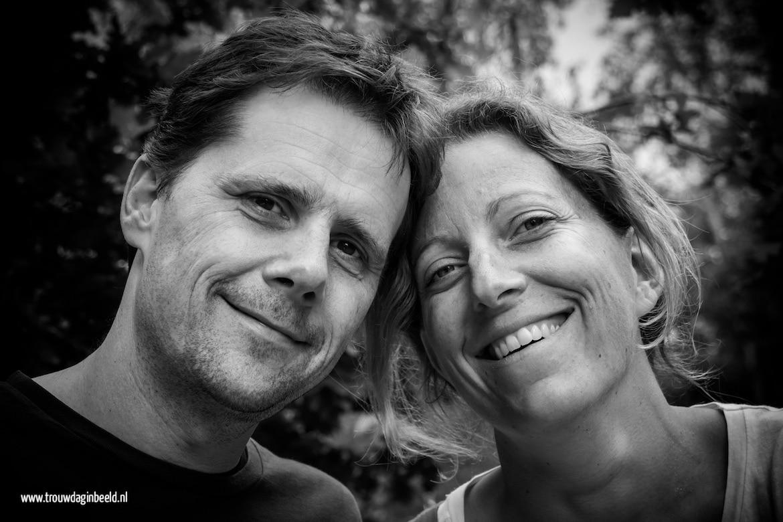 Trouwdag in Beeld bruidsfotografie Arno en Susanne