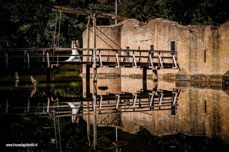 Fotograaf bruiloft  Kasteel Duurstede