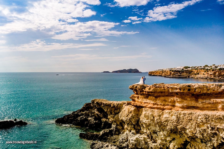 Trouwreportage Ibiza