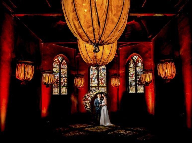 Bruidsfotograaf Klooster Bethlehem