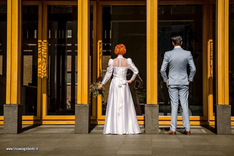 Workshop trouwfotografie met echt bruidspaar