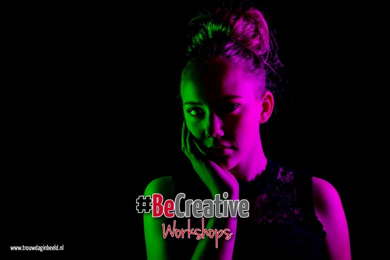Workshop creatief flitsen met MagMod en Rotolight
