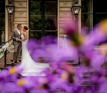 Bruidsfotograaf Kasteel Oud-poelgeest Oegstgeest