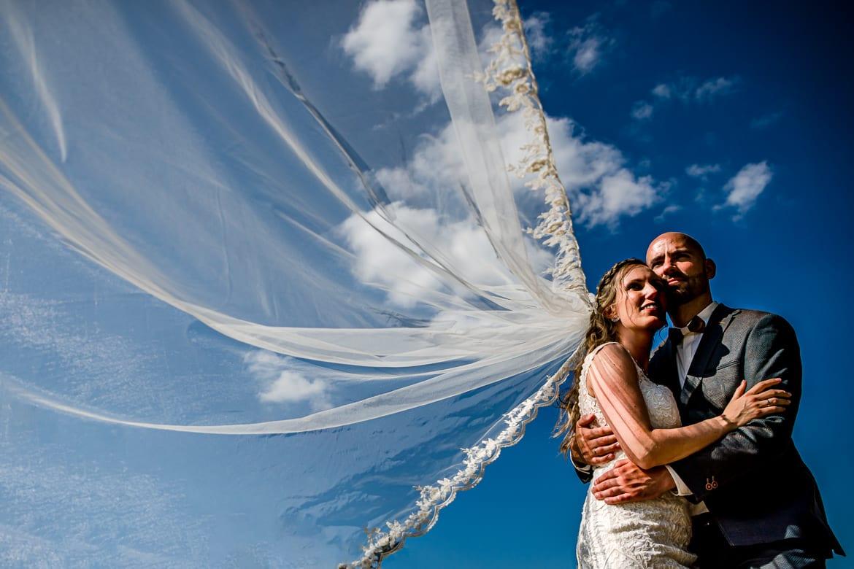 Bruidsfotograaf Landgoed Groot Warnsborn Trouwdag in Beeld - Bruidsfotografie