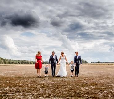 Bruidsfotograaf Middelbeers Trouwdag in Beeld - Bruidsfotografie