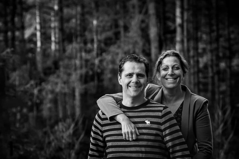 Bruidsfotografen Arno en Susanne