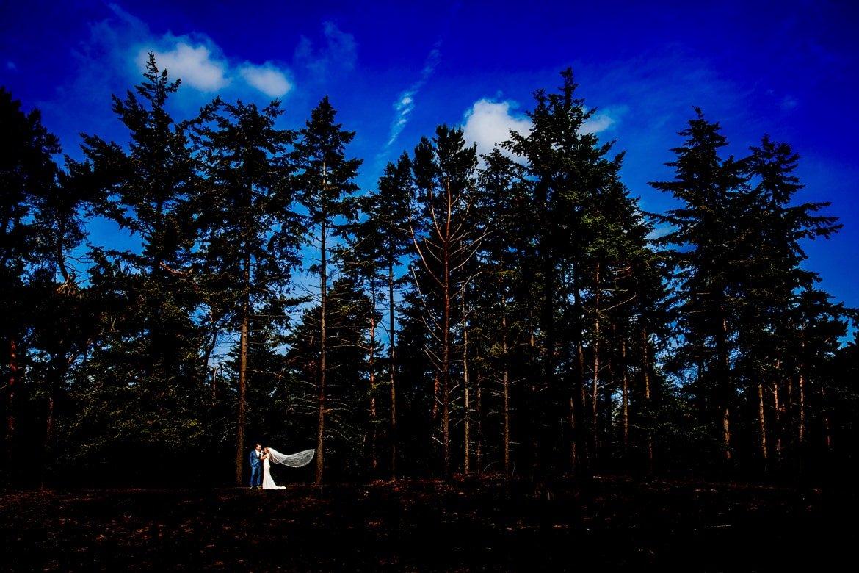 Creatieve bruidsfotograaf