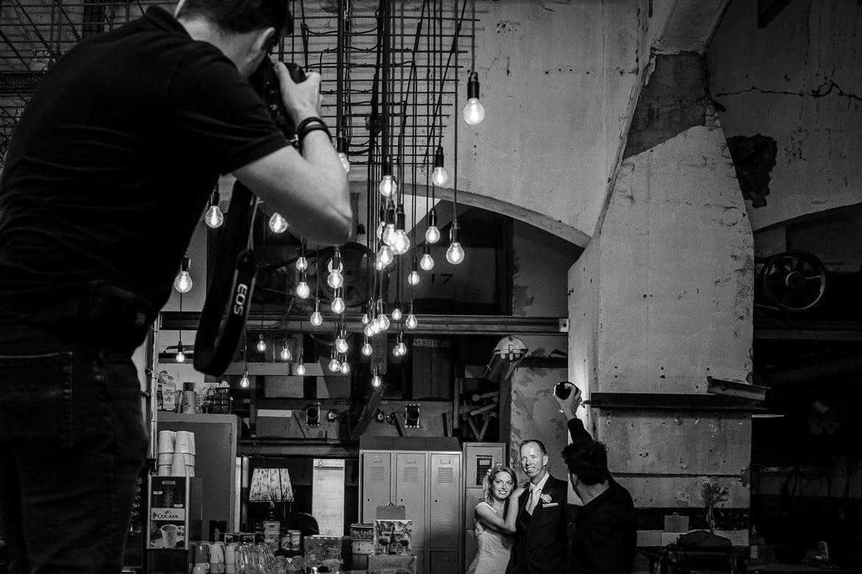 Bruidsfotografen Arno en Mark