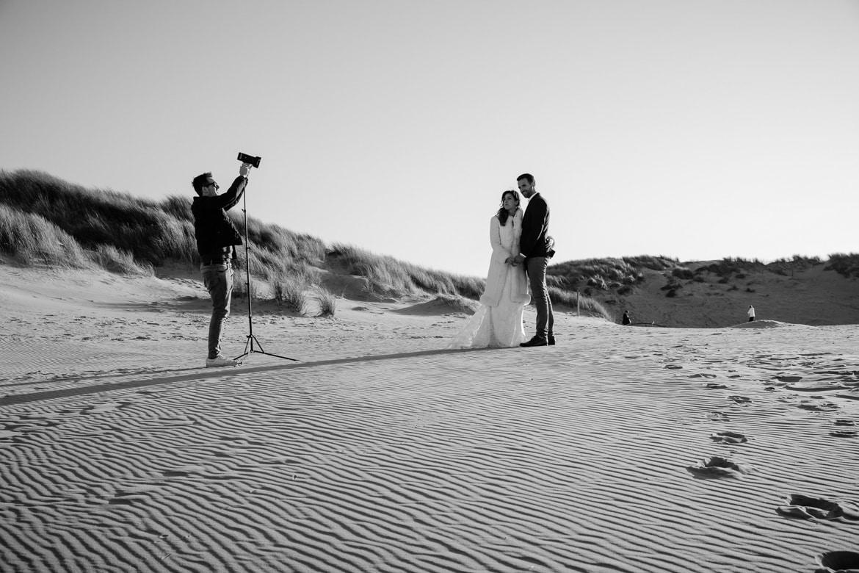 Workshop Bruidsfotografie Texel