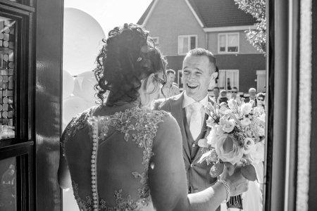 Review Yvonne en Nils Trouwdag in Beeld Bruidsfotograaf