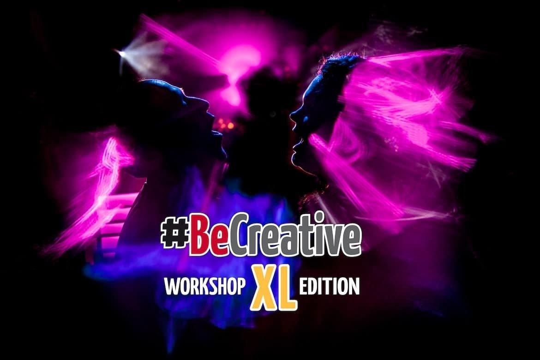BeCreative XL Workshop Flitstechniek