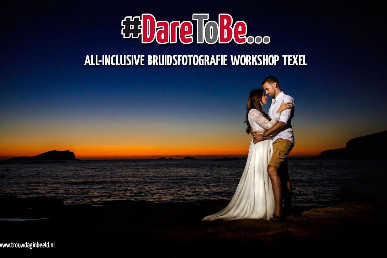 Bruidsfotografie workshop Texel