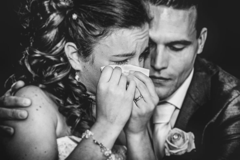 Bruidsfotografie met echte momenten