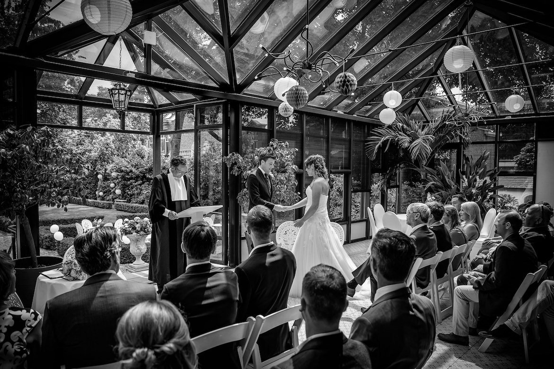 Trouweremonie Portfolio Bruidsfotograaf Trouwdag in Beeld Trouwen