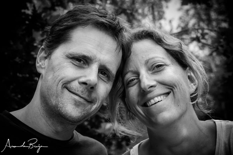 Bruidsfotografen Arno & Susanne