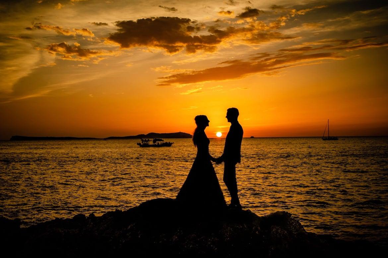 Ibiza Trouwen in het Buitenland bruiloft Portfolio Bruidsfotograaf Trouwdag in Beeld Trouwen