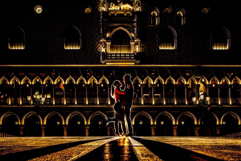 Las Vegas Destination Wedding Buitenland bruiloft Portfolio Bruidsfotograaf Trouwdag in Beeld Trouwen