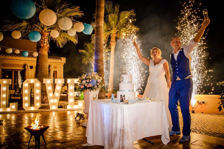 Portugal  Trouwen in het Buitenland bruiloft Portfolio Bruidsfotograaf Trouwdag in Beeld Trouwen