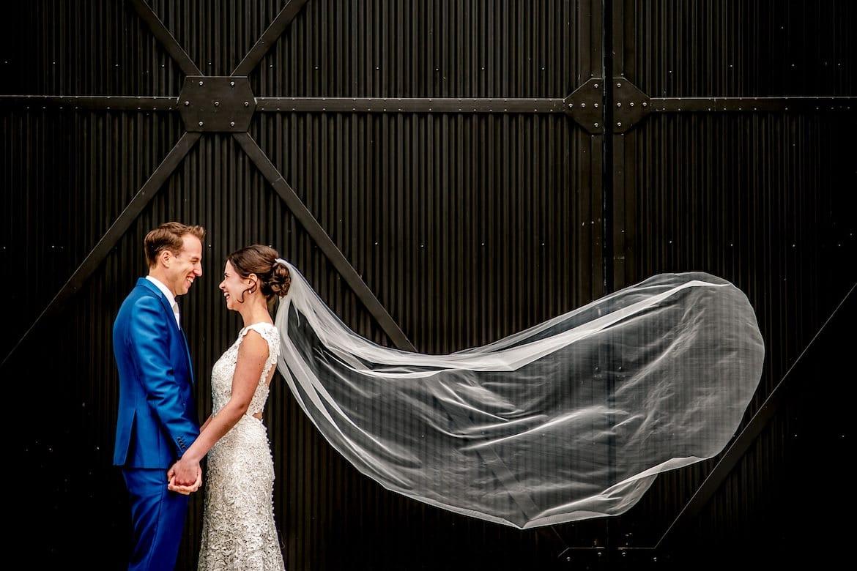 Bruidsfotograaf voor ongedwongen trouwfotografie