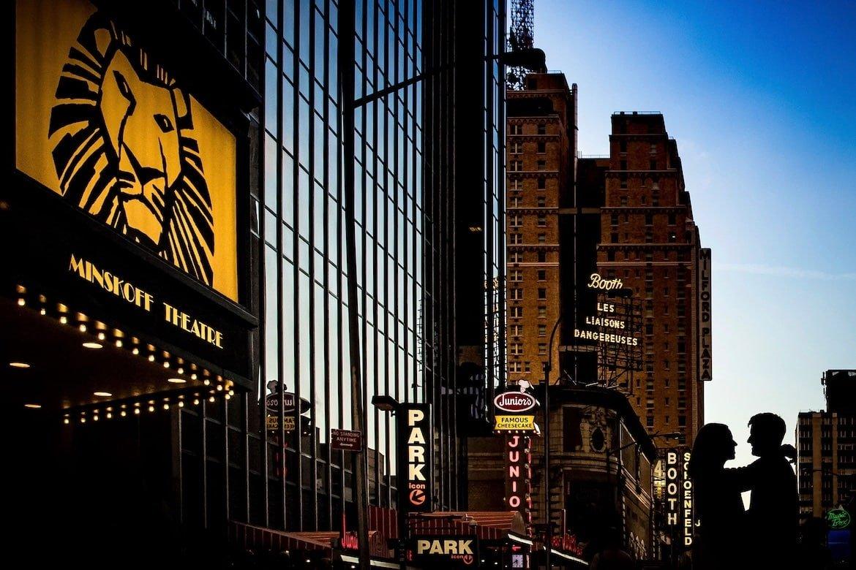 New York USA Trouwreportage in het Buitenland. Trouwen in het buitenland