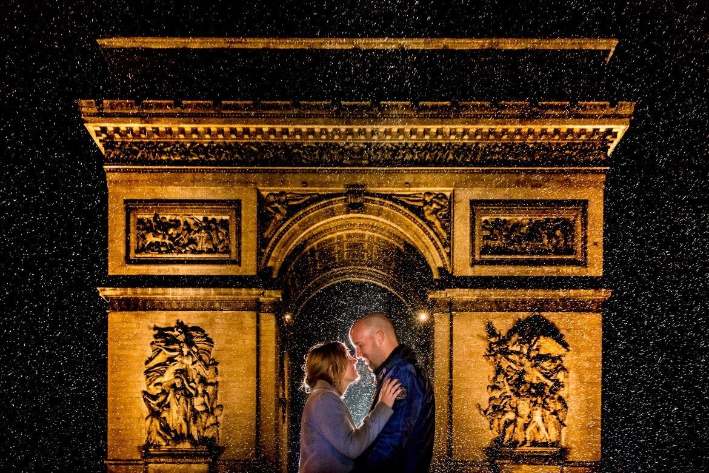 Parijs Trouwreportage in het Buitenland. Trouwen in het buitenland