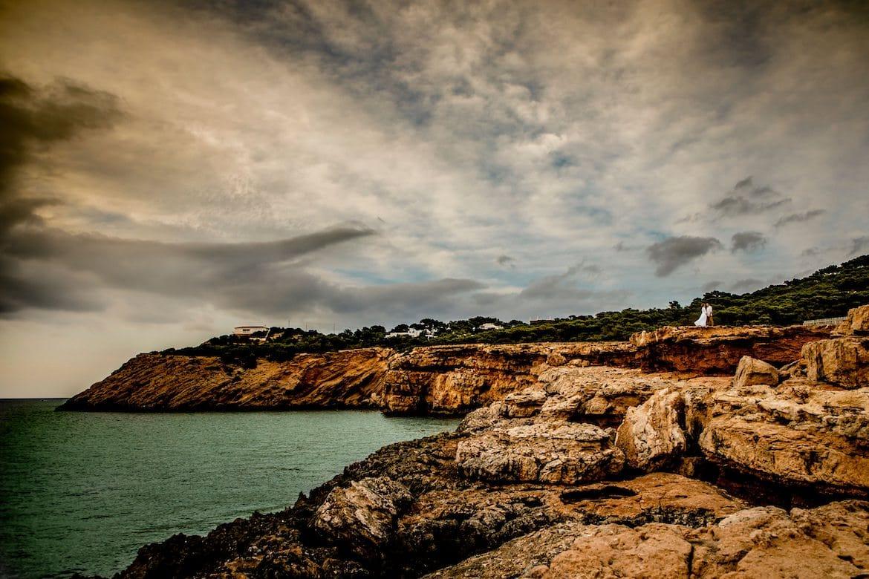 Ibiza Trouwreportage in het Buitenland. Trouwen in het buitenland