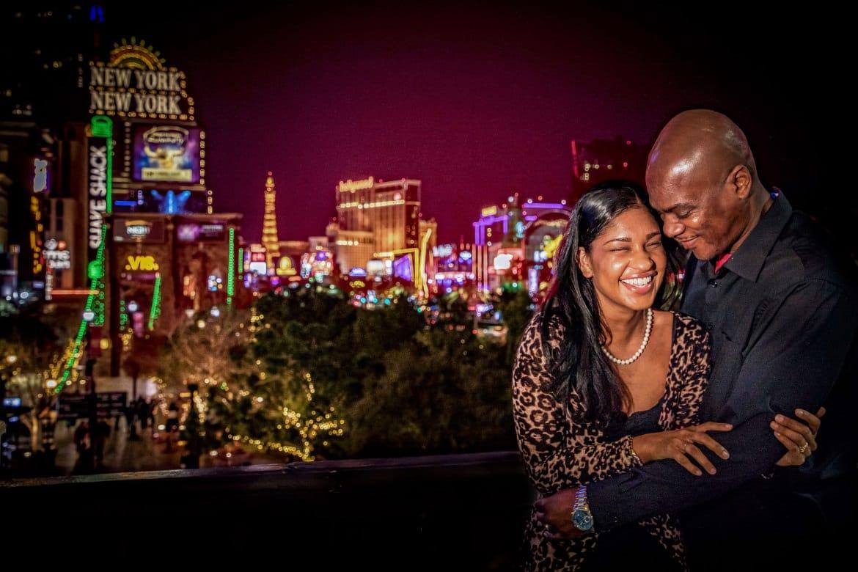 Las Vegas USA Trouwreportage in het Buitenland. Trouwen in het buitenland