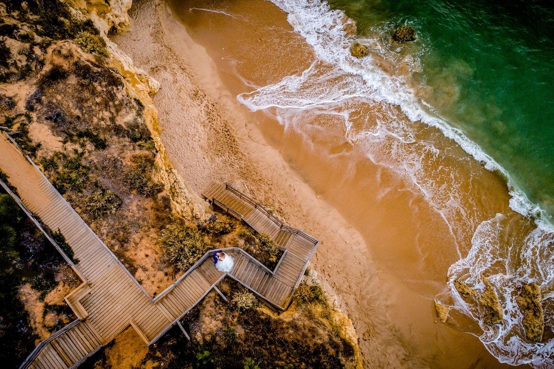 Portugal Trouwreportage in het Buitenland. Trouwen in het buitenland
