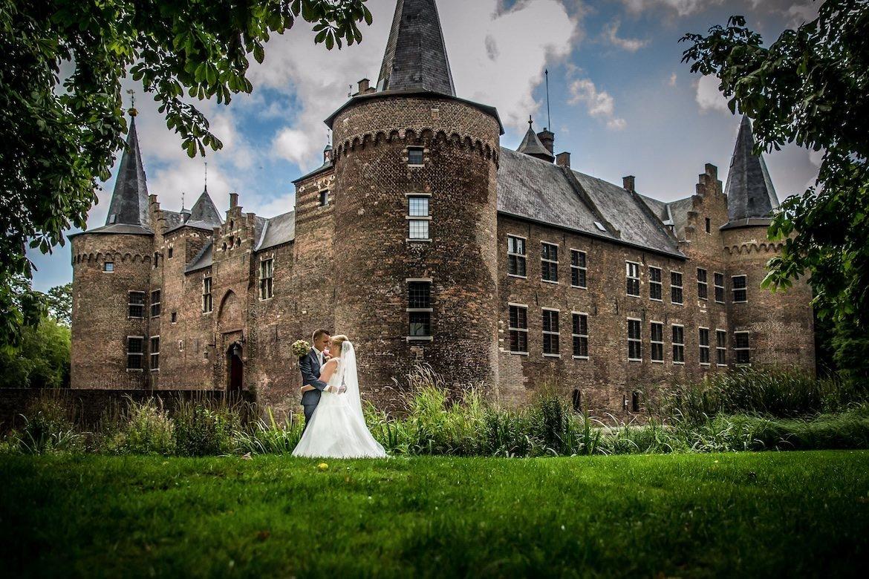 Trouwreportage Portfolio Bruidsfotograaf Trouwdag in Beeld Trouwen