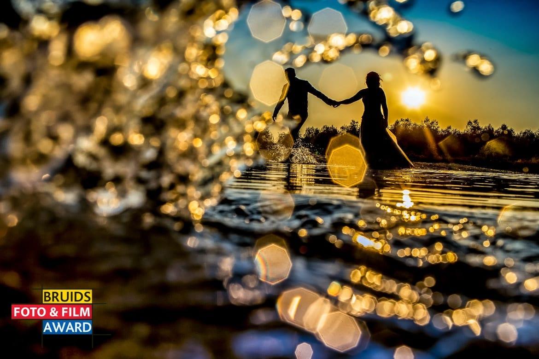 Winnaar Bruidsfoto Award bruidsfotograaf