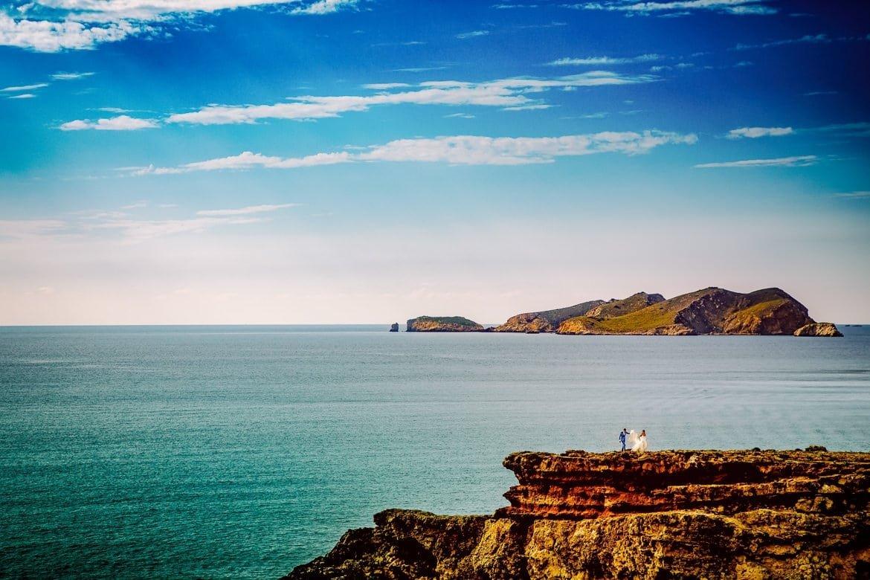 Bruidsfotograaf in Ibiza