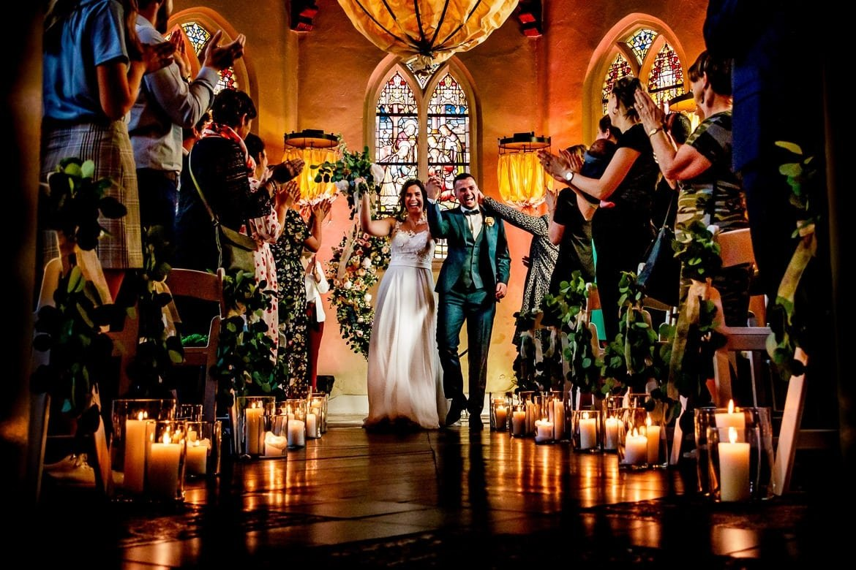 Ongedwongen bruidsfotografie en scherp op de mooiste momenten