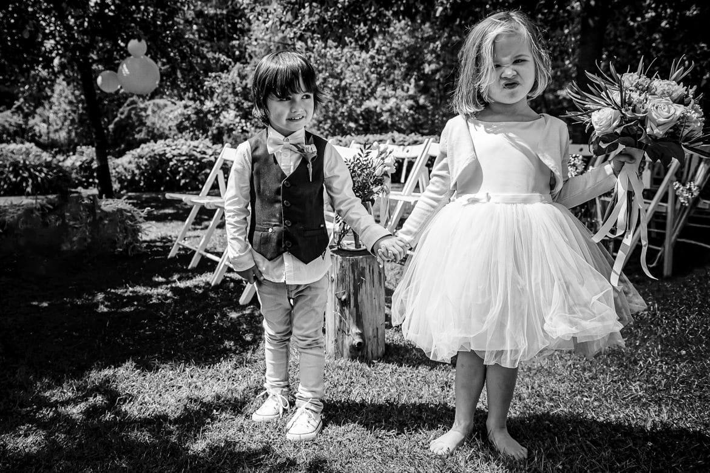 Ongedwongen trouwfotografie en scherp op de mooiste momenten