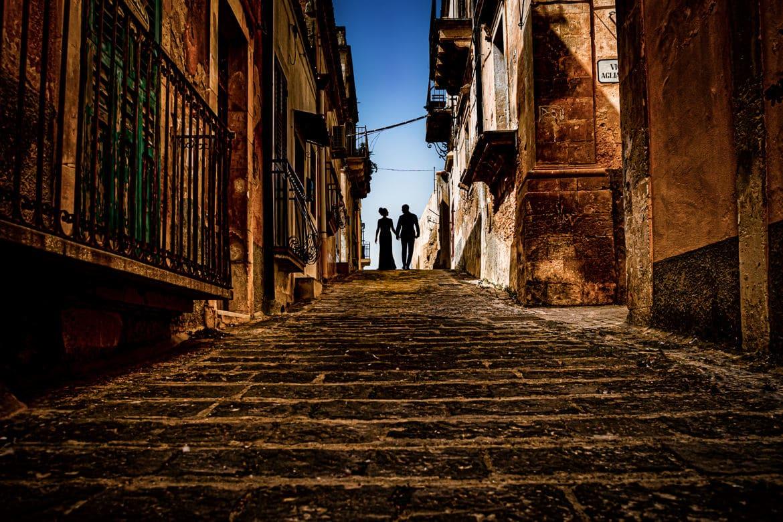 Trouwreportage Italië Trouwdag in Beeld - Bruidsfotografie