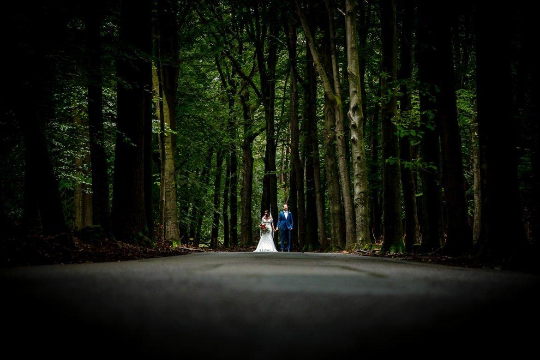 Bruidsfotograaf Landgoed Rhederoord