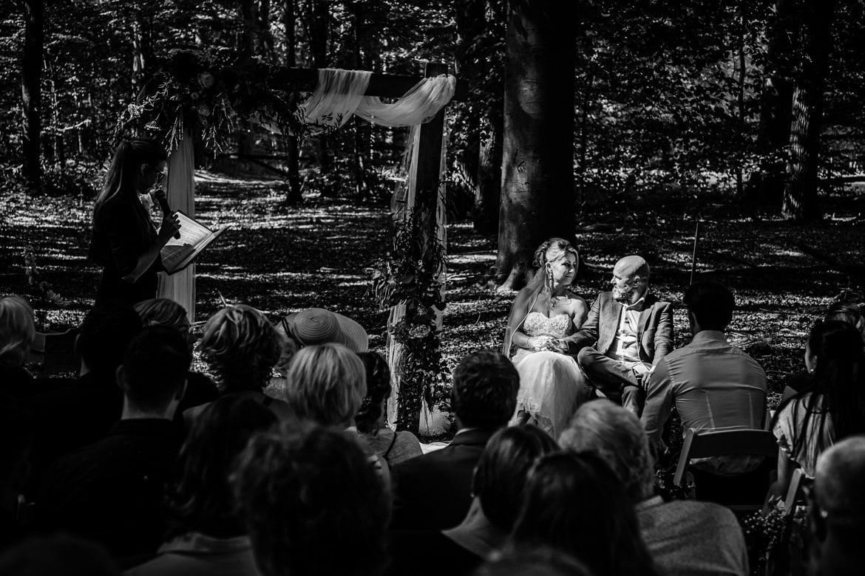 Bruidsfotograaf Putten Trouwdag in Beeld - Bruidsfotografie
