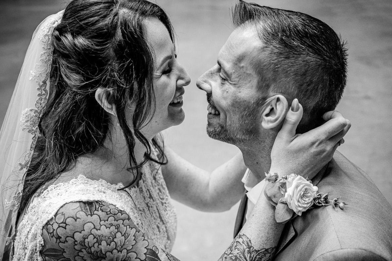 Trouwfotograaf Gemert Trouwdag in Beeld - Bruidsfotografie