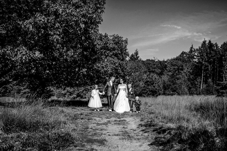 Bruidsfotograaf Best