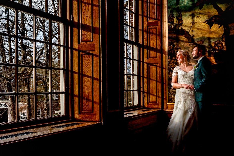 Bruidsfotograaf Buitenplaats Sparrendaal