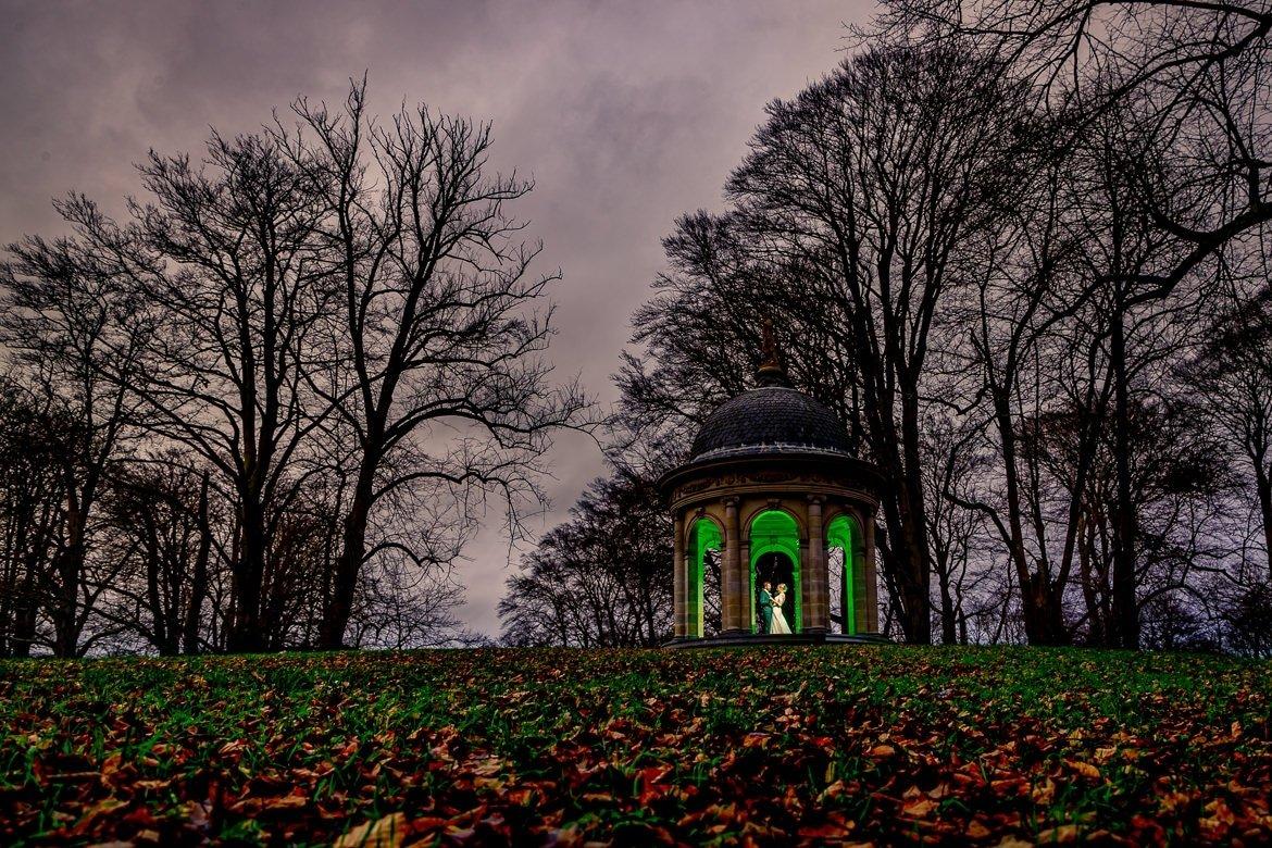 Trouwreportage Tempelpark Driebergen