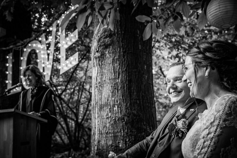 Trouwfotograaf Meneer Van Eijck in Oisterwijk