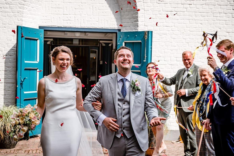 Trouwdag in Beeld - Trouwfotograaf Wanroij Bruidsfotografie