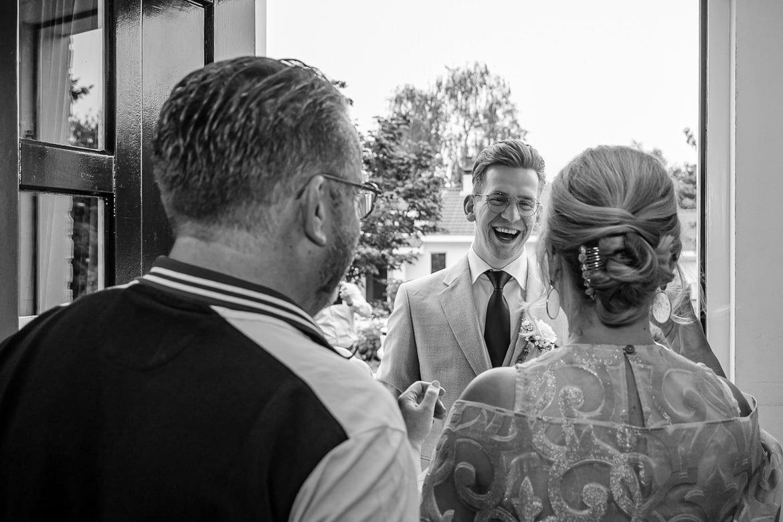 Trouwdag in Beeld - Bruidsfotografie Trouwfotograaf en trouwreportage Moergestel
